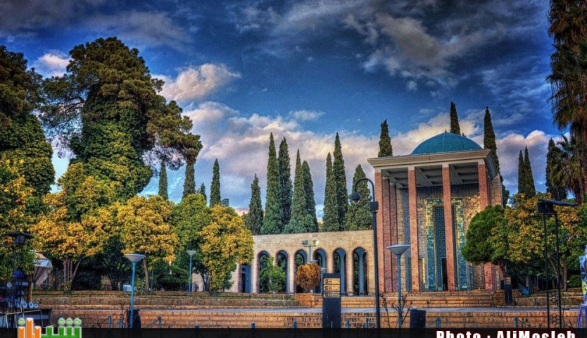Shiraz_Saadi_Tomb