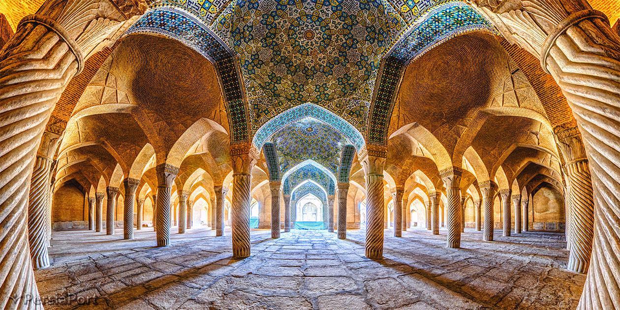 Shiraz Religious Places