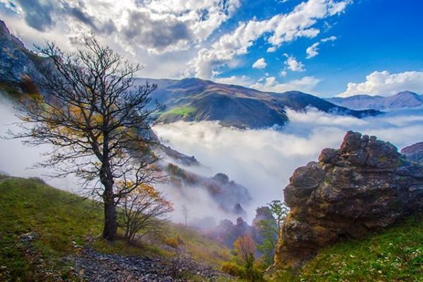 Mazandaran Natural Attractions