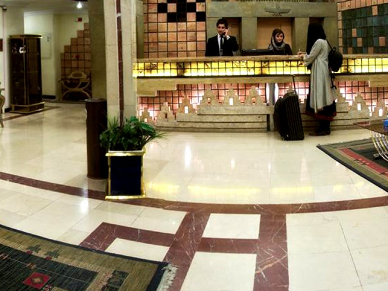 Ario Barzan Hotel