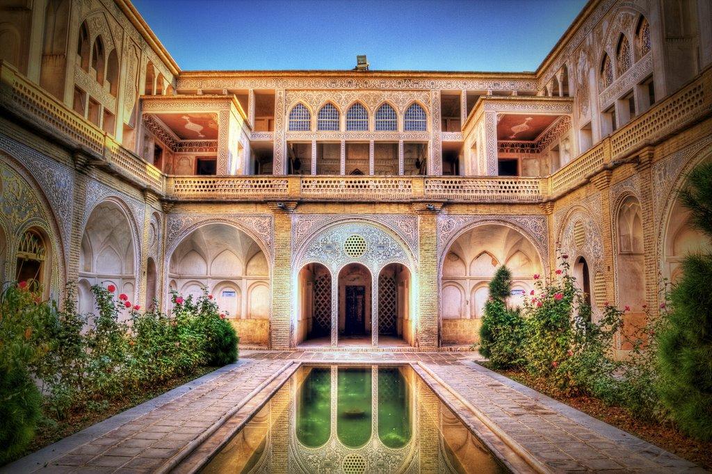Abbasi House in Kashan