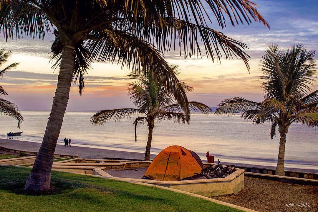 Qeshm Beach