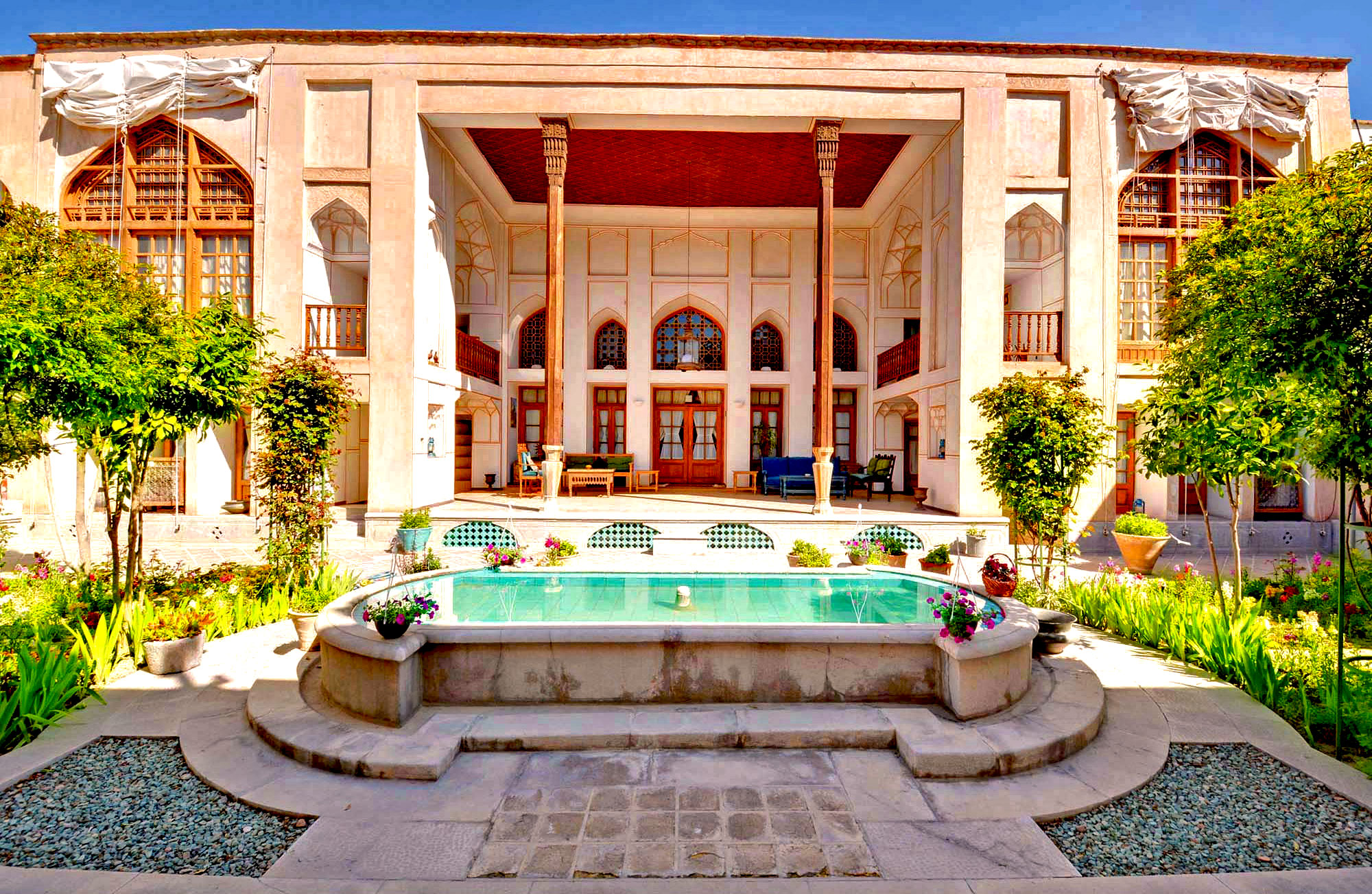 IRAN Tour Services