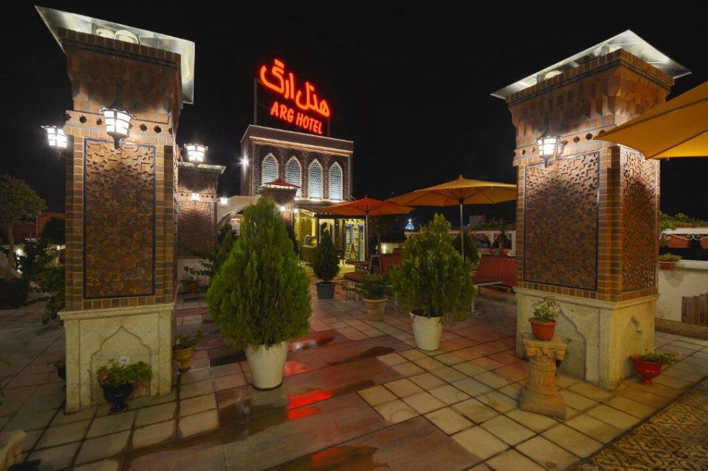 Arg Hotel in Shiraz