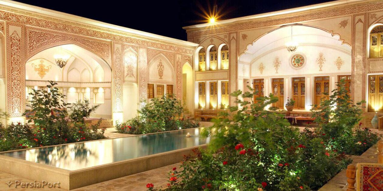 Mahinestan Raheb Traditional Hotel Kashan