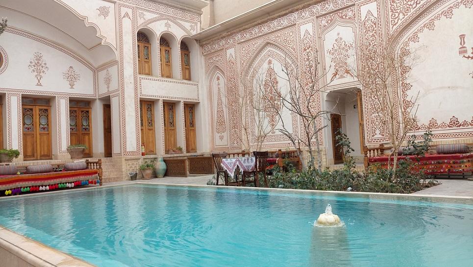 Mahinestan Raheb Boutique Hotel Kashan
