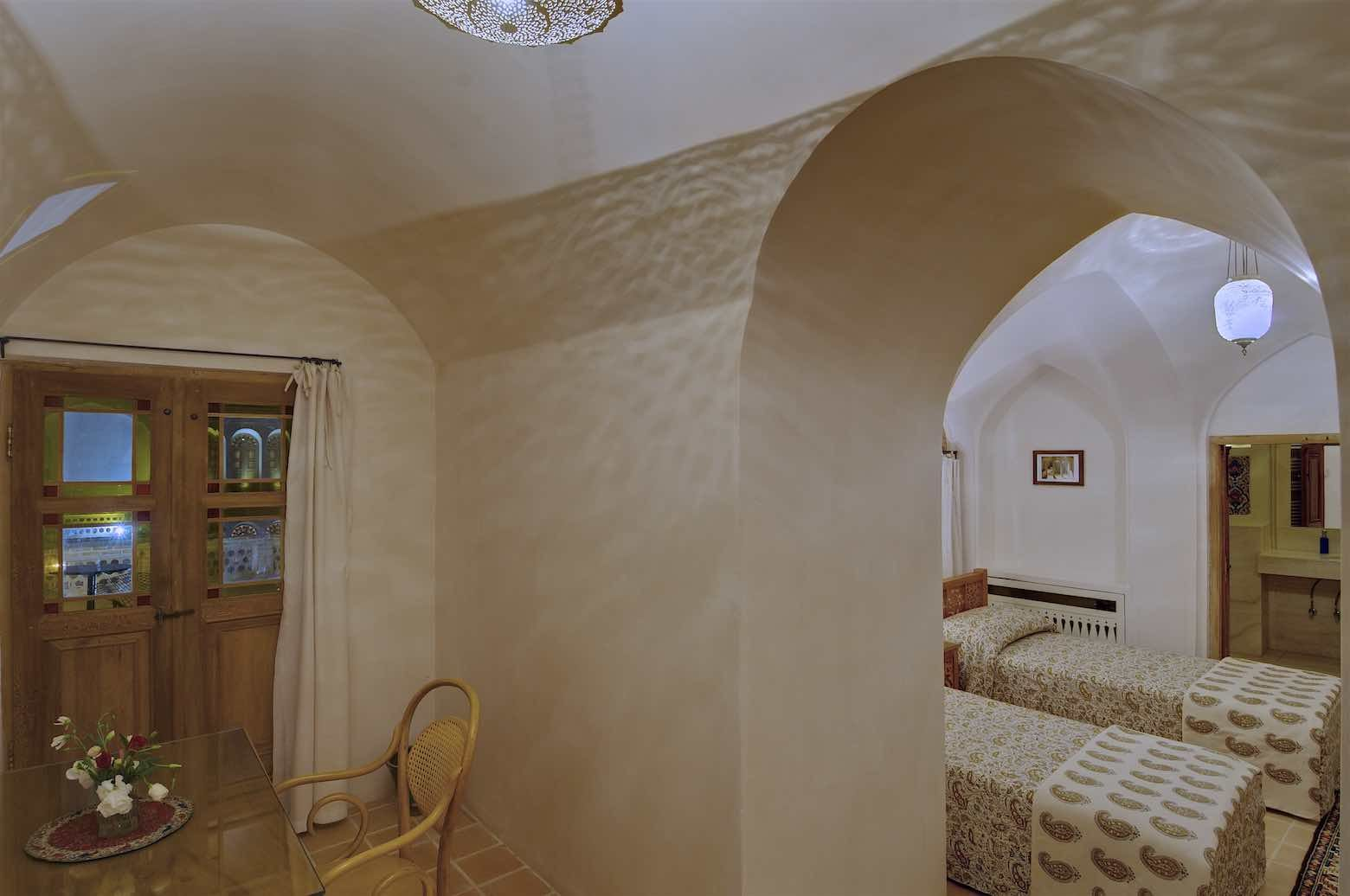 Manouchehri Traditional Hotel Kashan