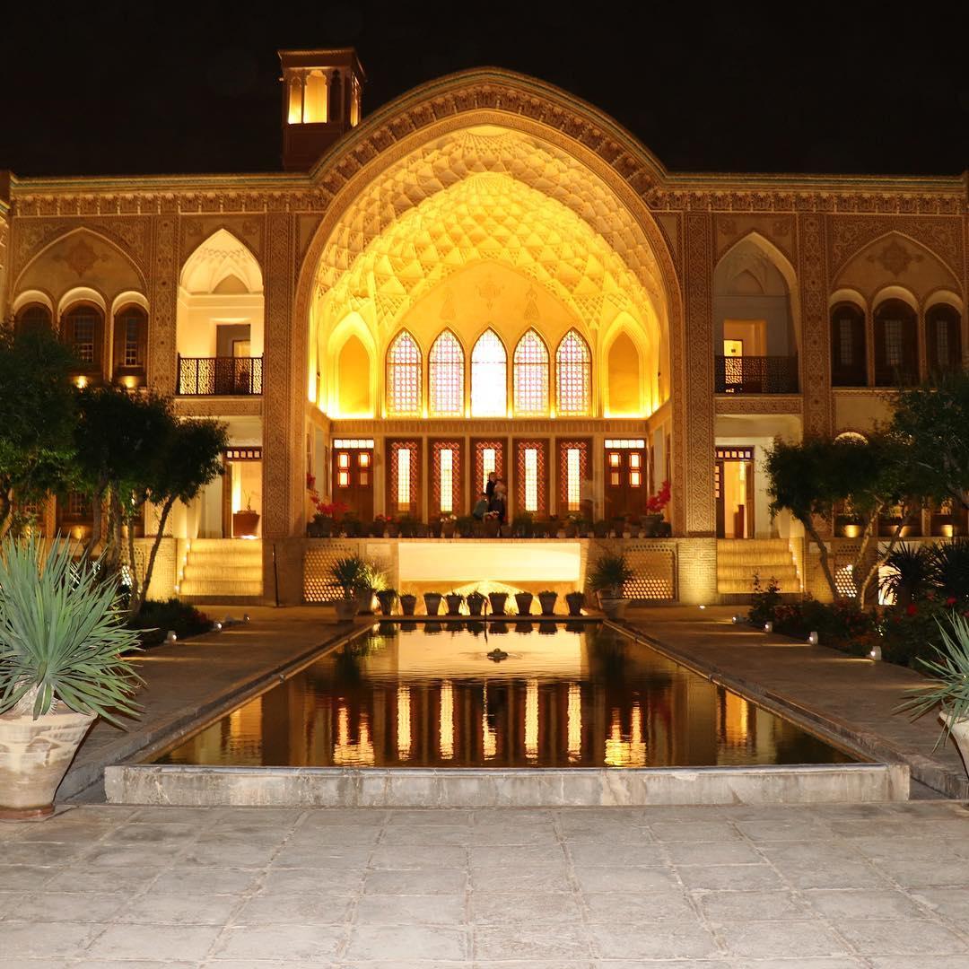 Ameriha Traditional Hotel Kashan