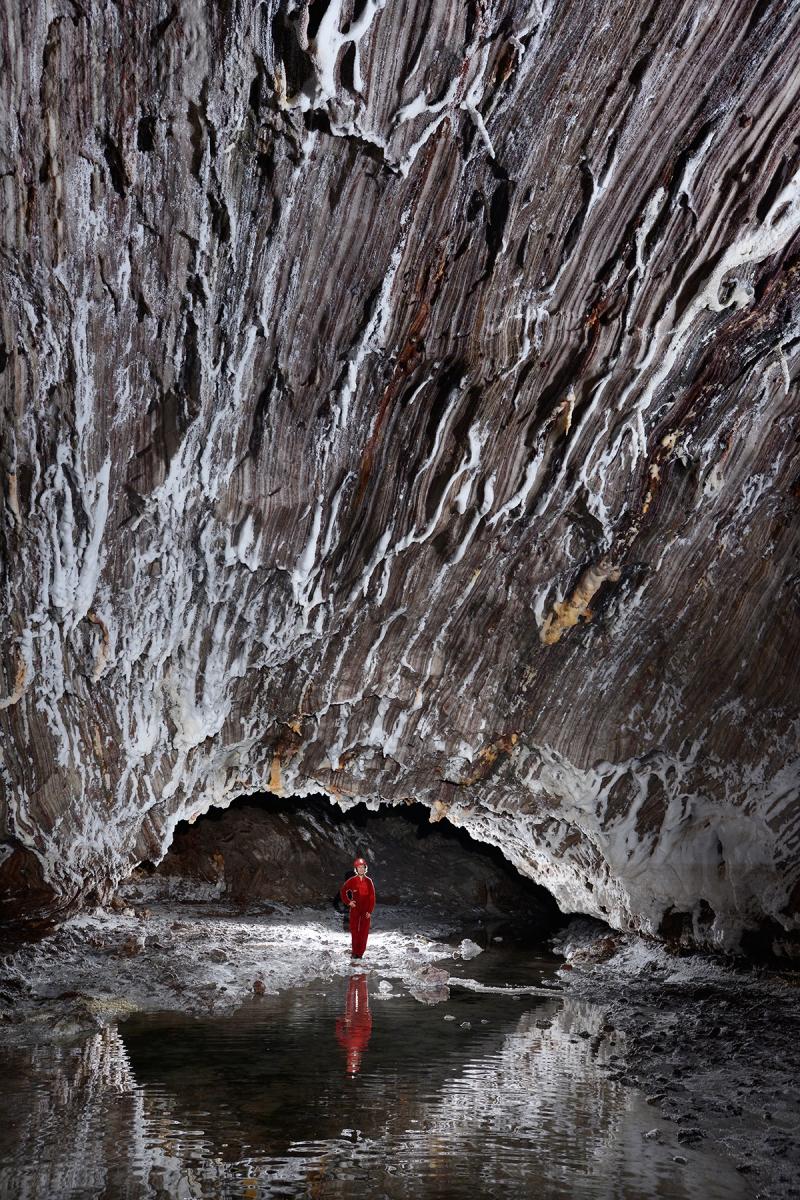 Namakdan Salty Cave Qeshm