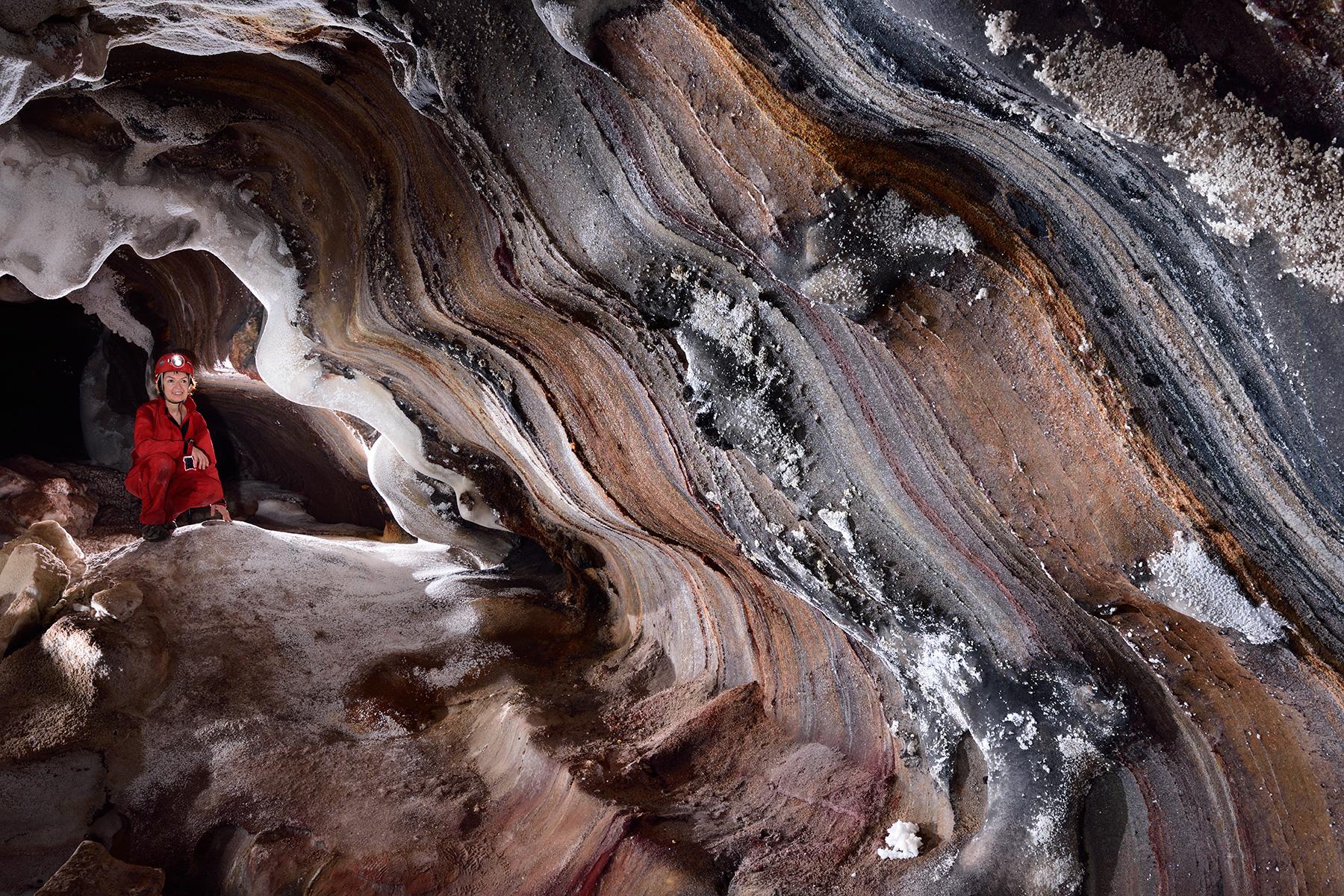 The World's Largest Salt Cave