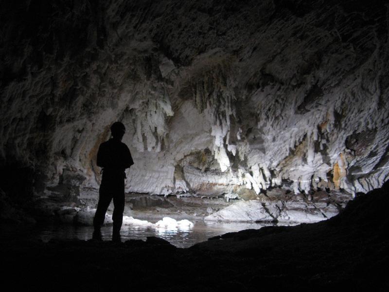 Namakdan Cave Qeshm