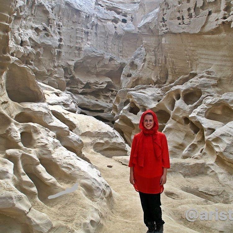 Chahkoh Canyon Gheshm Island