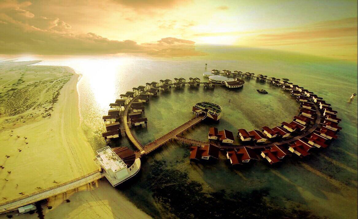 Toranj Marine Hotel